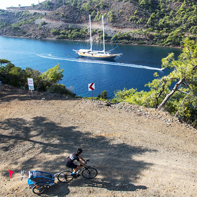 Bike and Cruise in the Aegean